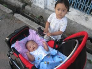 Nadia dan Thania