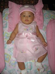 Nadia Agustus 2006
