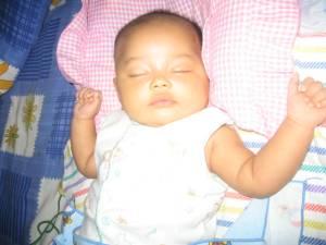 Nadia 1 bulan