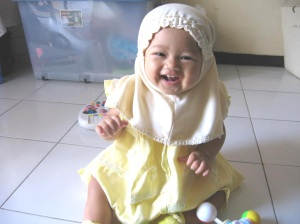Jilbaber Nadia Desember 2006