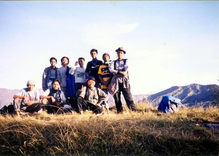 Rihlah ke Bromo 2003