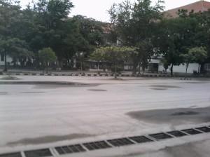 Abu Tebal di Jalan FE-FTI